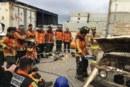 La Gloriosa Primera Compañía se capacitó con las nuevas herramientas hidráulicas