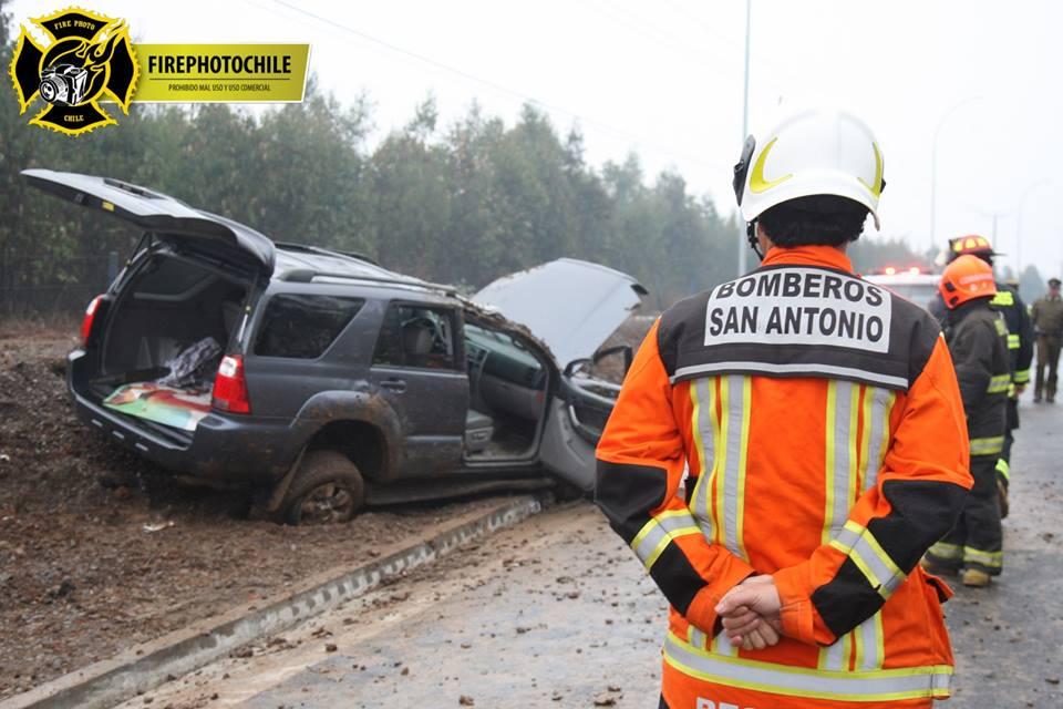 Nuevo Procedimiento Operativo Estandarizado en Rescate Vehicular